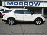 2011 White Suede Ford Explorer XLT 4WD #66951634