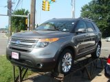 2011 Sterling Grey Metallic Ford Explorer Limited 4WD #66951630