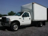 2007 Ford F350 Super Duty XLT Regular Cab 4x4 Moving Truck Data, Info and Specs