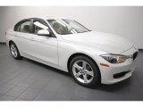 2012 Mineral White Metallic BMW 3 Series 328i Sedan #66951943