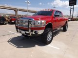 2006 Flame Red Dodge Ram 1500 SLT Mega Cab 4x4 #66951935