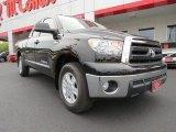 2011 Black Toyota Tundra SR5 Double Cab #66951577