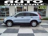 2007 Glacier Blue Metallic Honda CR-V EX #66951925