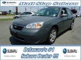 2008 Dark Gray Metallic Chevrolet Malibu Classic LS Sedan #66951906
