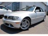 2004 Titanium Silver Metallic BMW 3 Series 330i Convertible #66951550