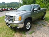 2012 GMC Sierra 2500HD SLT Extended Cab 4x4 Data, Info and Specs