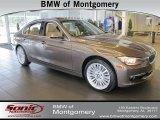2012 Sparkling Bronze Metallic BMW 3 Series 328i Sedan #66951856