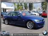 2009 Blue Water Metallic BMW 3 Series 335i Convertible #66951825