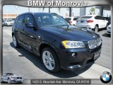 2013 Carbon Black Metallic BMW X3 xDrive 35i #66951824