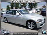 2012 Glacier Silver Metallic BMW 3 Series 328i Sedan #66951817