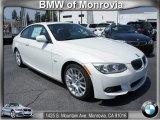 2012 Mineral White Metallic BMW 3 Series 328i Coupe #66951814