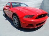 2013 Race Red Ford Mustang GT Coupe #66951806