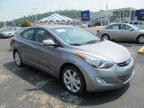 2013 Titanium Gray Metallic Hyundai Elantra Limited #66951422