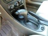 2000 Oldsmobile Alero GL Coupe 4 Speed Automatic Transmission