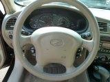 2000 Oldsmobile Alero GL Coupe Steering Wheel