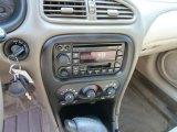 2000 Oldsmobile Alero GL Coupe Controls