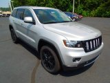 2012 Jeep Grand Cherokee Bright Silver Metallic