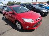 2012 Red Candy Metallic Ford Focus SE 5-Door #66952024