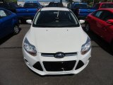 2012 Oxford White Ford Focus SE Sport 5-Door #66952022