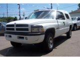 1998 Bright White Dodge Ram 1500 Sport Extended Cab 4x4 #67012647