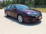 2012 Bordeaux Reserve Metallic Ford Fusion SE #67012639