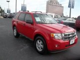 2009 Torch Red Ford Escape XLT V6 #67011954