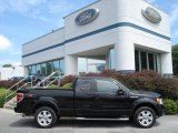 2010 Tuxedo Black Ford F150 FX4 SuperCab 4x4 #67011907
