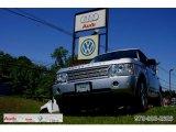 2007 Zermatt Silver Metallic Land Rover Range Rover HSE #67012608