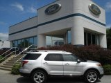 2011 Ingot Silver Metallic Ford Explorer XLT 4WD #67011906