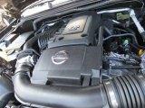 2012 Nissan Frontier SV Crew Cab 4x4 4.0 Liter DOHC 24-Valve CVTCS V6 Engine