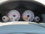 2012 Nissan Frontier SV Crew Cab 4x4 Gauges