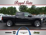 2012 Black Dodge Ram 1500 SLT Crew Cab 4x4 #67011870