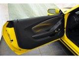 2010 Chevrolet Camaro LT Coupe Door Panel