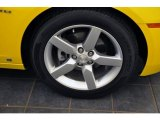 2010 Chevrolet Camaro LT Coupe Wheel