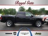 2012 Black Dodge Ram 1500 Express Crew Cab 4x4 #67012542