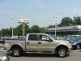 2011 Pale Adobe Metallic Ford F150 XLT SuperCrew 4x4 #67012212