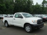 2012 Toyota Tundra Regular Cab Data, Info and Specs