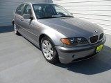 2003 Steel Grey Metallic BMW 3 Series 325i Sedan #67012187
