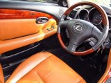 2003 Lexus SC 430 Steering Wheel