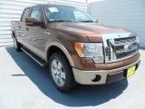 2012 Golden Bronze Metallic Ford F150 Lariat SuperCrew #67012182