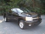 2011 Black Chevrolet Silverado 1500 LTZ Crew Cab #67012487