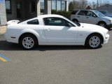 2007 Performance White Ford Mustang GT Premium Coupe #6646808