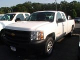 2012 Summit White Chevrolet Silverado 1500 Work Truck Extended Cab #67011774