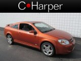 2007 Sunburst Orange Metallic Chevrolet Cobalt SS Coupe #67012474