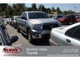 2011 Silver Sky Metallic Toyota Tundra TRD Double Cab 4x4 #67011753