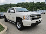 2009 Chevrolet Silverado 1500 White Diamond Tricoat