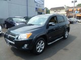 2010 Black Forest Pearl Toyota RAV4 Limited V6 4WD #67012455