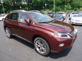 2013 Lexus RX 450h AWD Data, Info and Specs