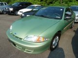 2002 Chevrolet Cavalier Alpine Green Metallic