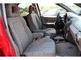 2002 Pontiac Aztek Interiors